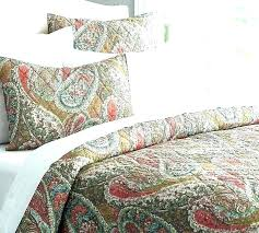 paisley quilt set red ey bedding cal king designs comforter sets quilt set queen ey comforter paisley quilt
