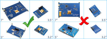 4inch rpi lcd a 4 inch touch screen tft lcd designed for raspberry pi click to enlarge