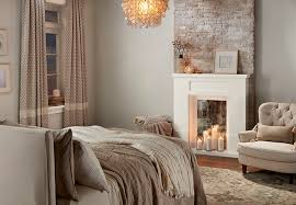 warm neutral wall color