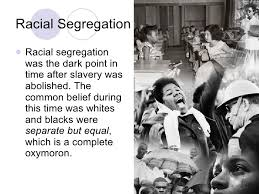 racial segregation photo essay