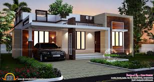 Wonderful Flat Roof Bungalow House Plans 23 With Additional Interior Design  Ideas With Flat Roof Bungalow House Plans Contemporary Flat Roof House Plans  ...