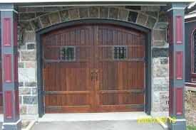 wood carriage garage doors house custom made e38