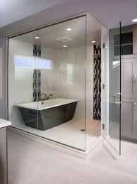 Freestanding Tub With Shower Ideas  HouzzFree Standing Tub With Shower
