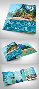 Travel Brochure Cover Design 15 Travel Brochure Examples With Enticing Designs Travel