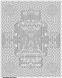 Small Picture Celtic Knot Pattern coloring page Free Printable Coloring Pages