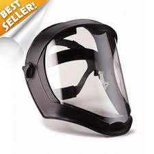 Uvex Bionic Face Shield Protective Face Shield Enviro Safety