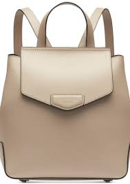 dkny sullivan leather flap backpack created for macy s
