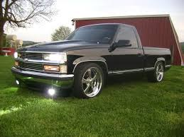 How about some pics of 88-98 Trucks - Page 72 - The 1947 - Present ...