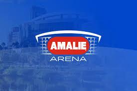 Amalie Arena Tampa Florida Seating Chart Seating Charts Amalie Arena