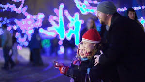 Indianapolis Zoo Lights Indy Zoos Christmas Lights Voted Among Best