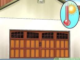 garage door colors ideas garage door colors image titled paint a garage door step 1 garage garage door colors