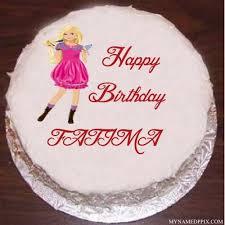 Barbie Doll Birthday Cake With Name Image Saba Barbie Doll