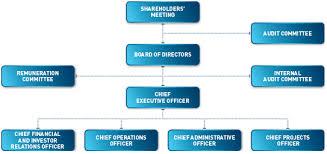 Audit Structure Chart Cteep