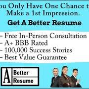 Step up Photo of A Better Resume Service - Chicago, IL, United States ...