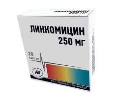 <b>Линкомицин</b>, (<b>капсулы</b>, 20 шт, <b>250 мг</b>) - цена, купить онлайн в ...