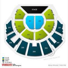 Treasure Island Casino Concert Seating Chart