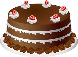 chocolate cake clipart. Brilliant Chocolate Chocolate Cake Clipart 1 Throughout M
