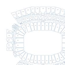 Philadelphia Eagles Seating Chart Lincoln Financial Field Interactive Football Seating Chart