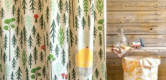 elegant log cabin shower curtains log cabin shower curtain hooks