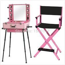 2 pcs makeup set makeup artist station rolling makeup case with rh aliexpress