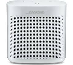bose soundlink color. bose soundlink color ii portable bluetooth wireless speaker - white bose