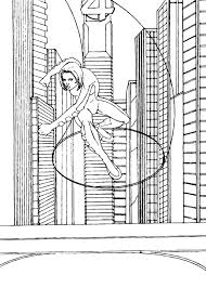 Iron man is a fictional character, a superhero in the marvel comics universe. Invisible Woman Coloring Page The Fantastic Four Superheroes Are In Action To Protect The Public An Coloring Pages Superhero Coloring Superhero Coloring Pages