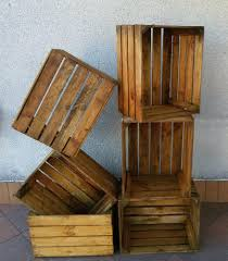 decorative wooden crates es uk small storage boxes
