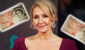 jk rowling net worth how much money the author of the harry  j k rowling net worth