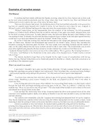 narritive essay free personal narrative essay sample templates at