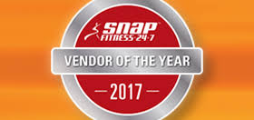 snap fitness vendor of the year