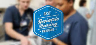 Geriatric Nursing Best Geriatric Nursing Degree Programs In U S