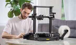 Creality CR-6 SE: <b>Auto</b>-<b>leveling 3D</b> printer kit