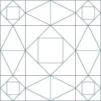 Storm At Sea Quilt Pattern Inspiration Quilt Inspiration StormatSea Quilts Free Block Diagrams And Patterns