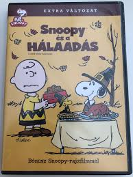A Charlie Brown Thanksgiving DVD 1973 ...