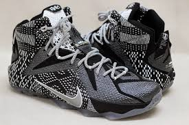 lebron shoes 12 black. release reminder nike lebron 12 8220black history month8221 lebron shoes black