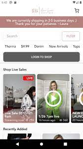 Ava Lane Boutique for Android - APK ...