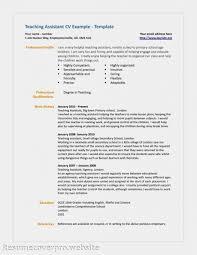 Cover Letter Teacher Assistant Sample Resume Preschool Lead