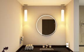 Led Spiegel Rund Badezimmerspiegel Mit Beleuchtung Beleuchtung