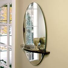 wall mirror design.  Mirror Nexxt Design Reflect Oval Wall Mirror Atg Stores Inside I