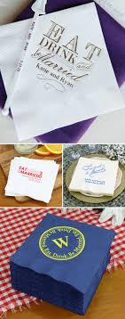custom personalized napkins. customized napkins cheap personalized custom cocktail r