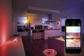 Mood Lighting Living Room Iris Starter 7199660pu Philips