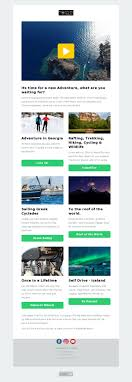 Examples Of Company Newsletters Travel Newsletter Examples Gallery Mailerlite