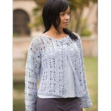 Crochet Cardigan Pattern Inspiration Ladies' Cardigans Crochet Patterns Planet Purl
