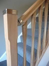 oak ash hemlock pine contemporary raymond twist stair spindles 41mm