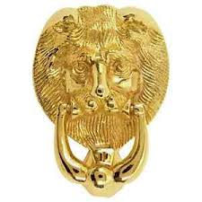 image is loading 5 034 polished br lions head urn solid