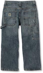 Lee Big Boys Dungarees Carpenter Utility Jeans