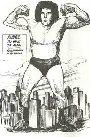 When Andre The Giant Crushed San Francisco California Action