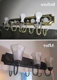 can you spray paint bathroom fixtures inspirational best painting light fixtures ideas on