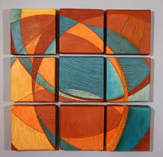 nine tiles by liza halvorsen ceramic wall sculpture on ceramic wall art tiles australia with 115 best ceramic wall art images on pinterest ceramic art