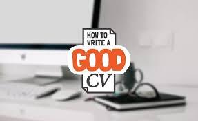 How To Write A Good Cv How To Write A Good Cv Vega It